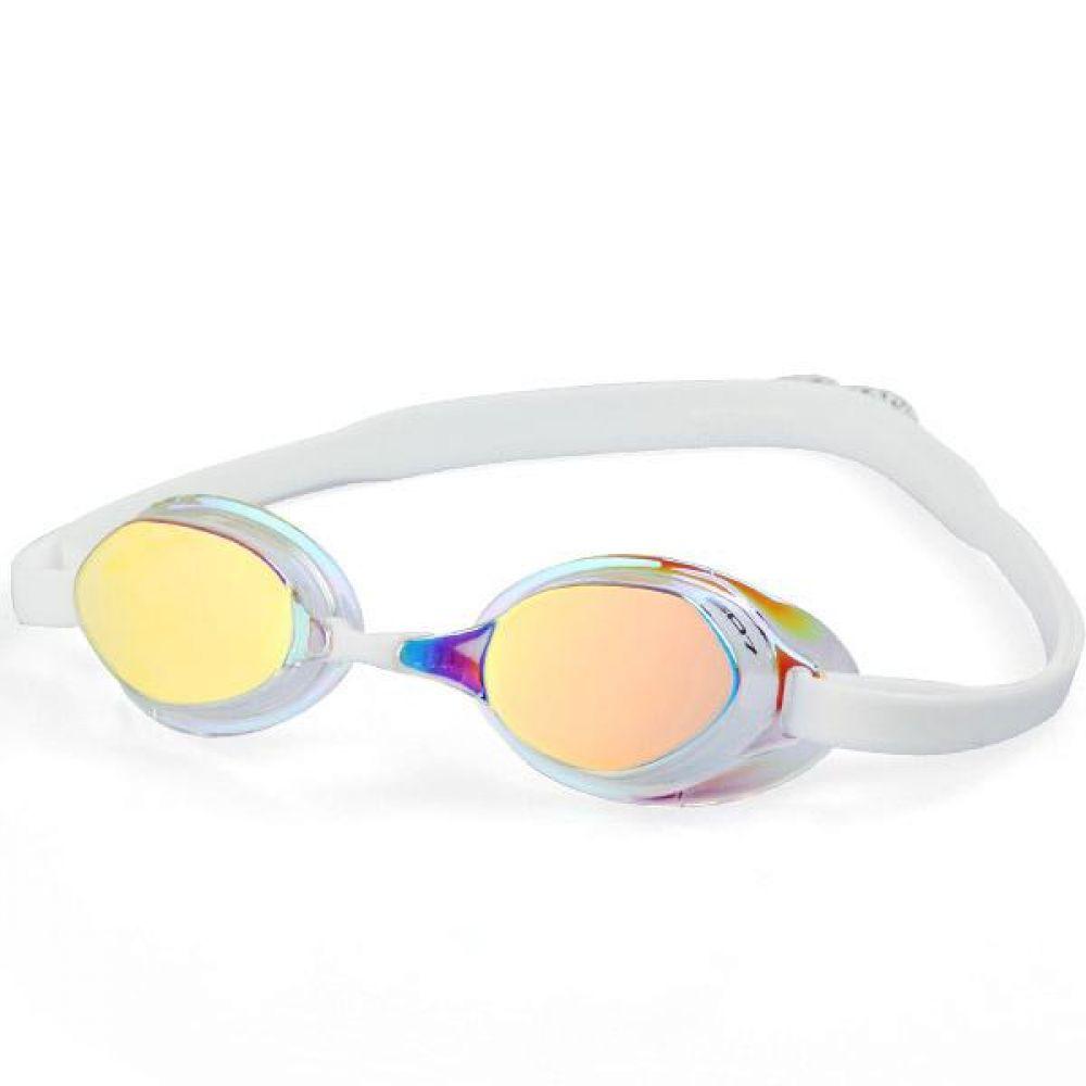 SGL-8200-WHT SD7 선수용 노패킹 수경 수영용품 물안경 남자수경 여자수경 성인물안경