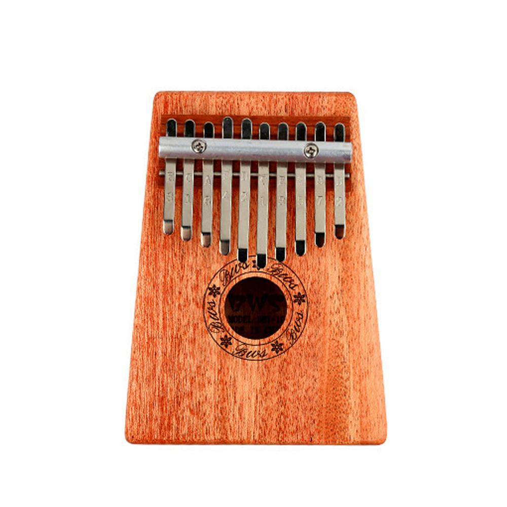 칼림바 손가락피아노 10음 기본형 미니 피아노 악기 칼림바 피아노 미니피아노 악기 손가락피아노