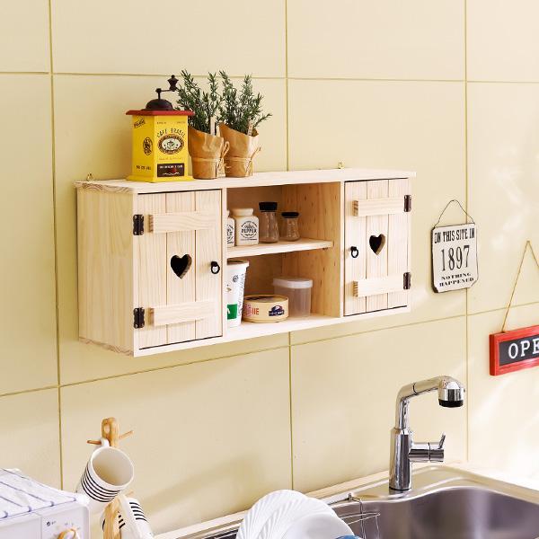 인테리어벽선반 그릇장 욕실수납장 거실장식 벽선반 원목벽선반 인테리어선반 인테리어벽선반 주방벽선반 욕실선반 그릇장 양문벽선반 찻장 벽장식소품