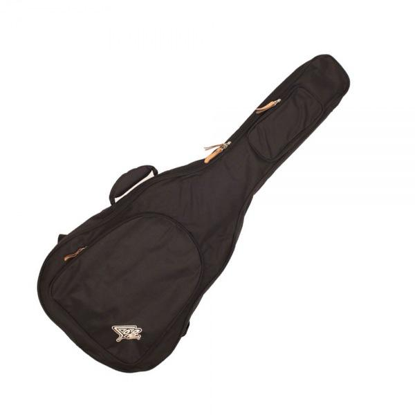 통기타 케이스 소프트케이스 깔끔한 기타가방 검정