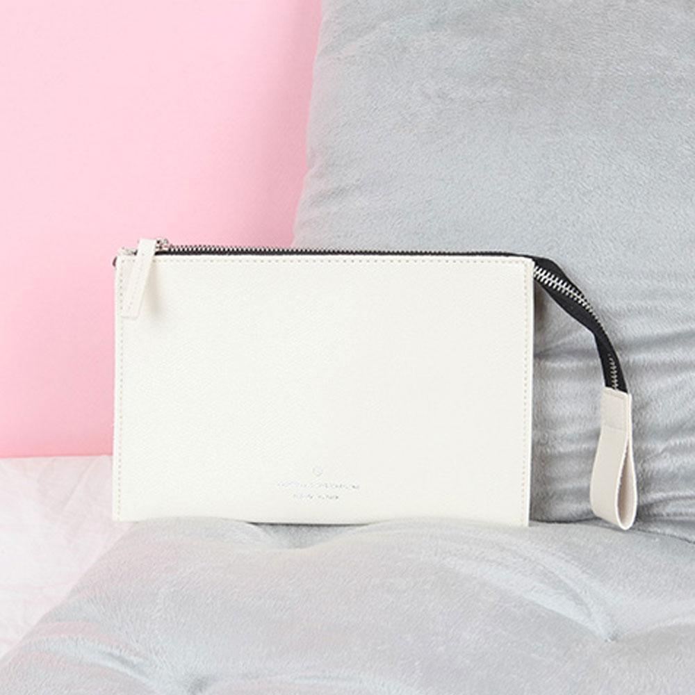아이보리 올리비아팝 여성 미니 클러치 크로스 가방 이쁜핸드백 손가방 이쁜가방 20대 30대