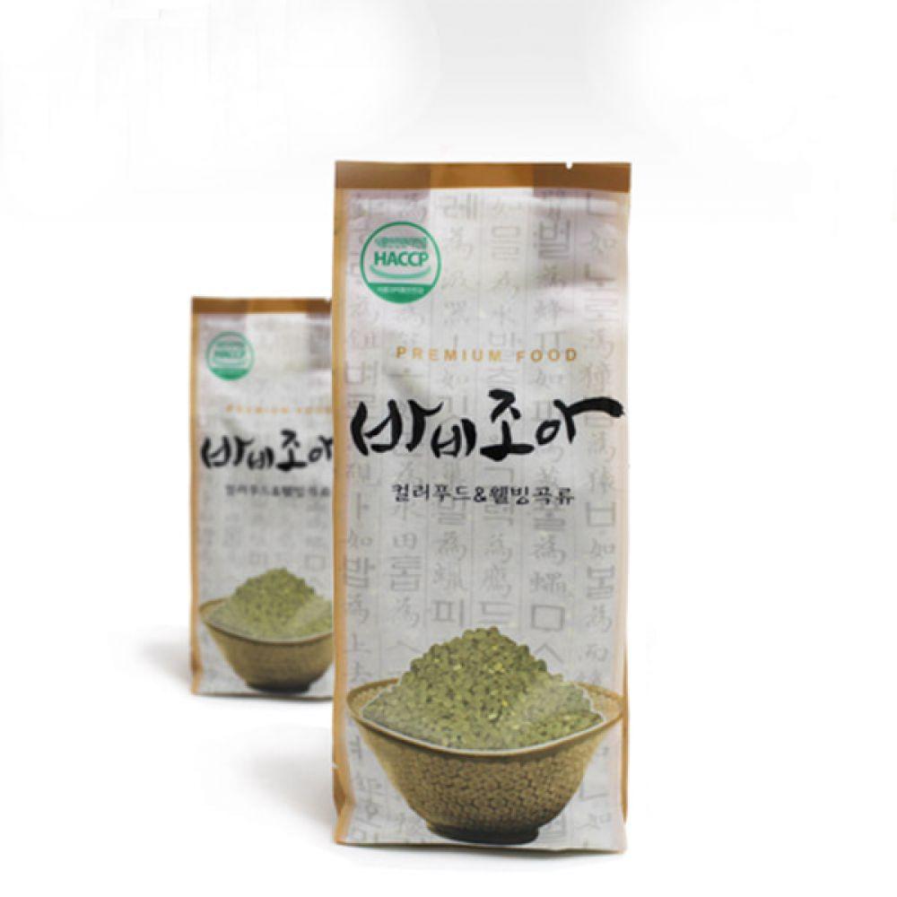 연잎분말 코팅 기능성쌀 천연 컬러미 1kg 쌀 현미 오곡 영양 밥 컬러쌀 칼라쌀 씻은쌀 씻어나온쌀 세척쌀