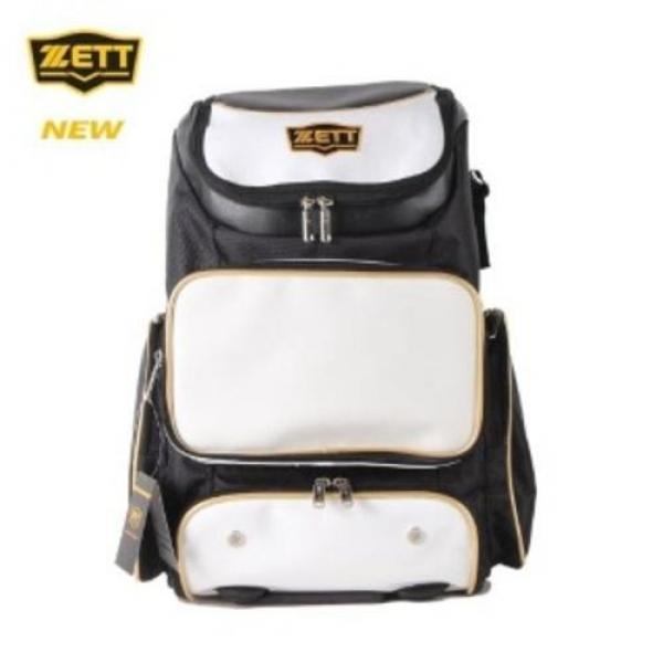 BAK-428 백팩 (검정_흰색) 샤인빈 운동용품 야구용품 야구장갑 야구글러브 야구 시즌야구 야구공 야구가방