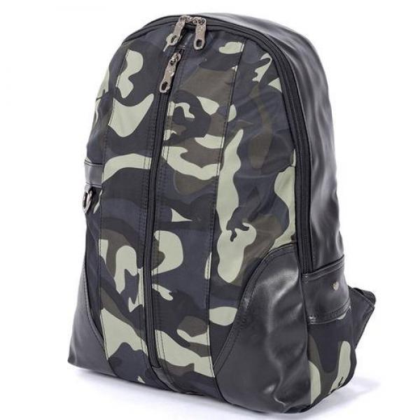 F7070 밀러티리 남자백팩가방 PU소재 M2 백팩 노트북백팩 배낭 학생백팩 노트북가방 학생가방