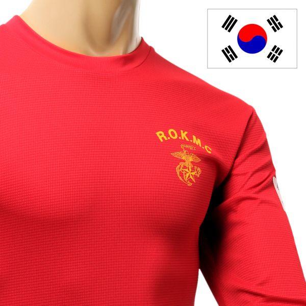 긴팔 해병대 티셔츠 해병대티셔츠 해병대티셔츠 긴팔티셔츠 해병대라운드티셔츠 해병대래쉬가드 기능성래쉬가드