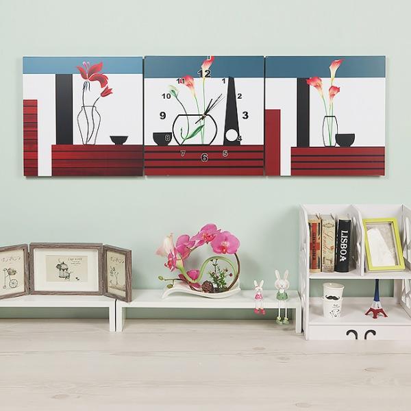 JHC컴퍼니 테이블 정물 병풍 벽시계(120cm) 벽시계 탁상시계 시계 클래식시계 엔틱벽시계
