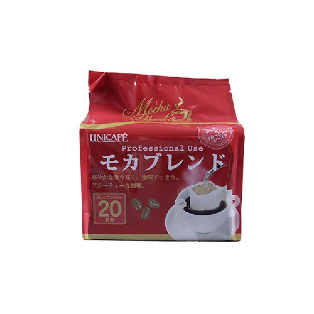 유니카페 드립커피 모카 20p
