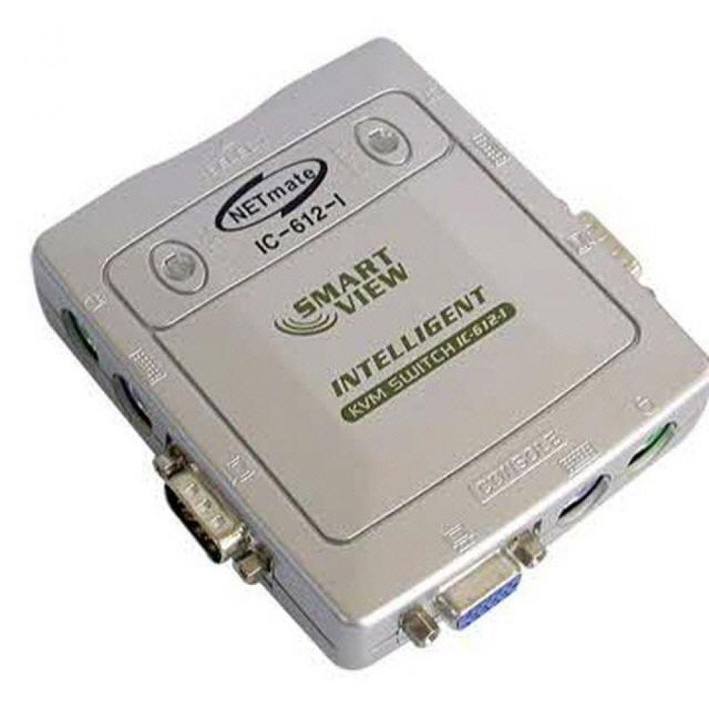 NETMate KVM 21 스위치 보급형 컴퓨터용품 PC용품 컴퓨터악세사리 컴퓨터주변용품 네트워크용품 hdmi스위치 모니터분배기 kvm케이블 hdmi케이블 usb셀렉터 랜선 모니터선택기 hdmi컨버터 모니터스위치 랜젠더