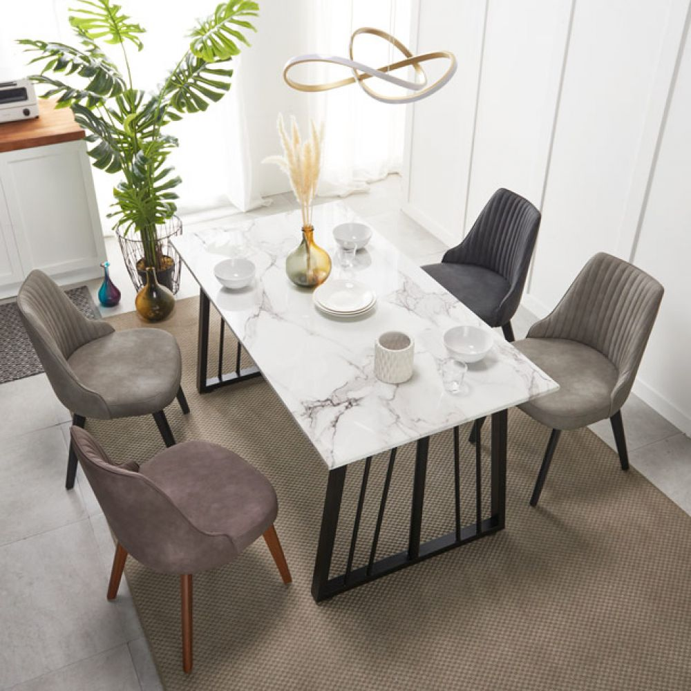 대리석식탁세트 식탁 가온 식탁테이블 대리석식탁 1500식탁 대리석식탁 식탁세트 식탁 4인용식탁 4인식탁 4인용대리석식탁 천연대리석식탁 인조대리석식탁 마블식탁