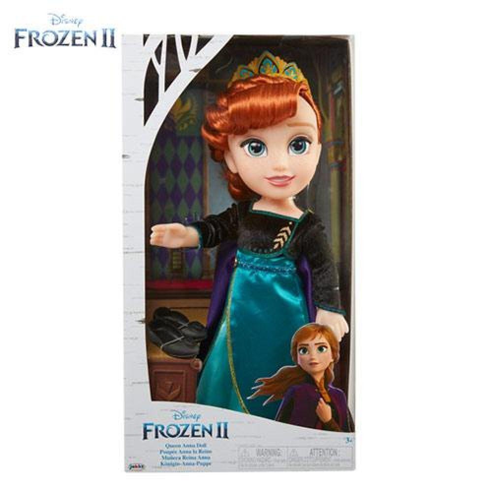 밤나무 겨울왕국2 퀸 안나 싱글돌(208784) 장난감 완구 토이 남아 여아 유아 선물 어린이집 유치원
