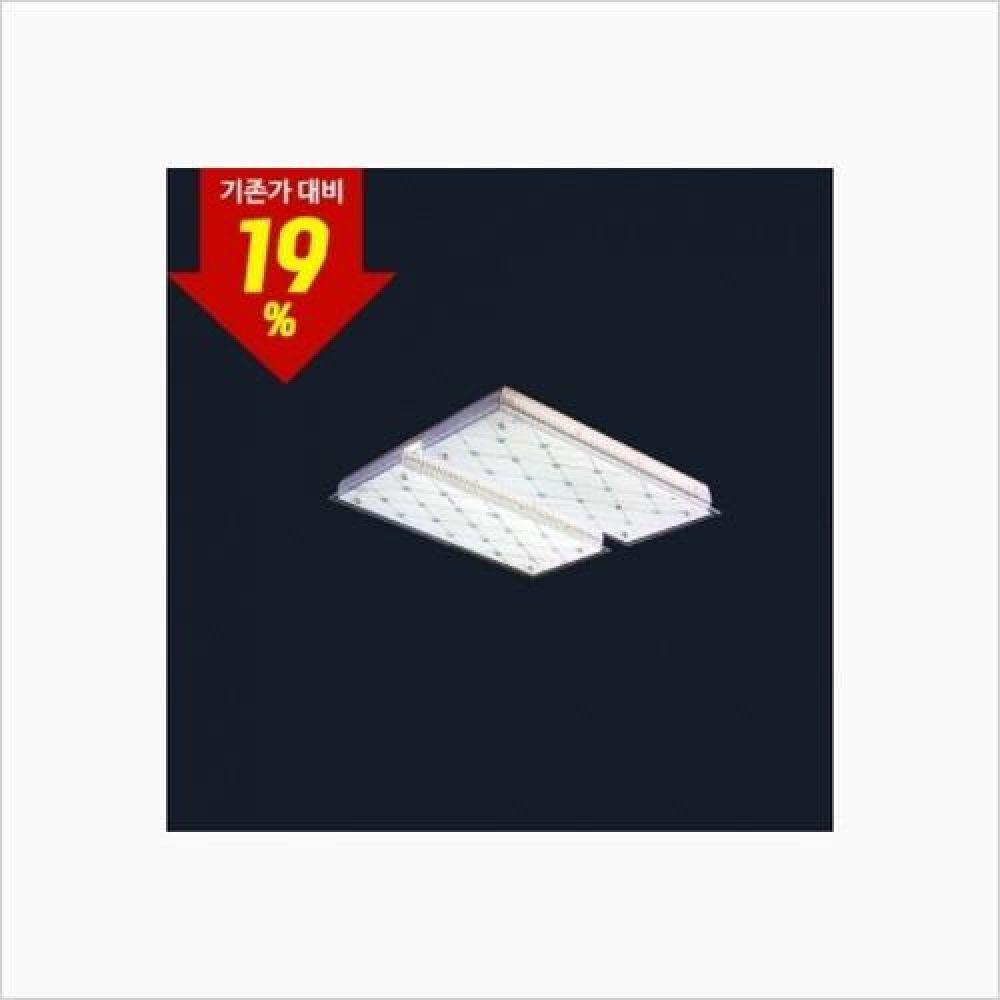 인테리어 홈조명 스타큐브 4등 LED거실등 105W 인테리어조명 무드등 백열등 방등 거실등 침실등 주방등 욕실등 LED등 평면등