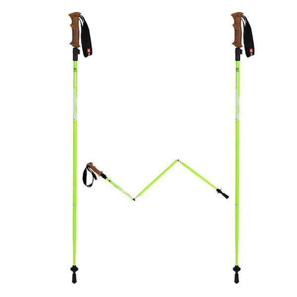 엔릿 듀랄루민 4단 디랙션N 스틱 (2개 1조) 등산스틱 등산용품 캠핑용품 등산장비 지팡이