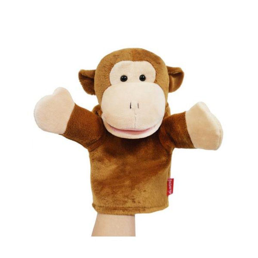 말하는 원숭이 손인형 완구 문구 장난감 어린이 캐릭터 학습 교구 교보재 인형 선물