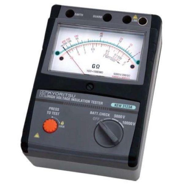 교리쯔 절연 저항계(아날로그) 4162566 절연저항계 절연저항 절연저항측정 측정공구 측정
