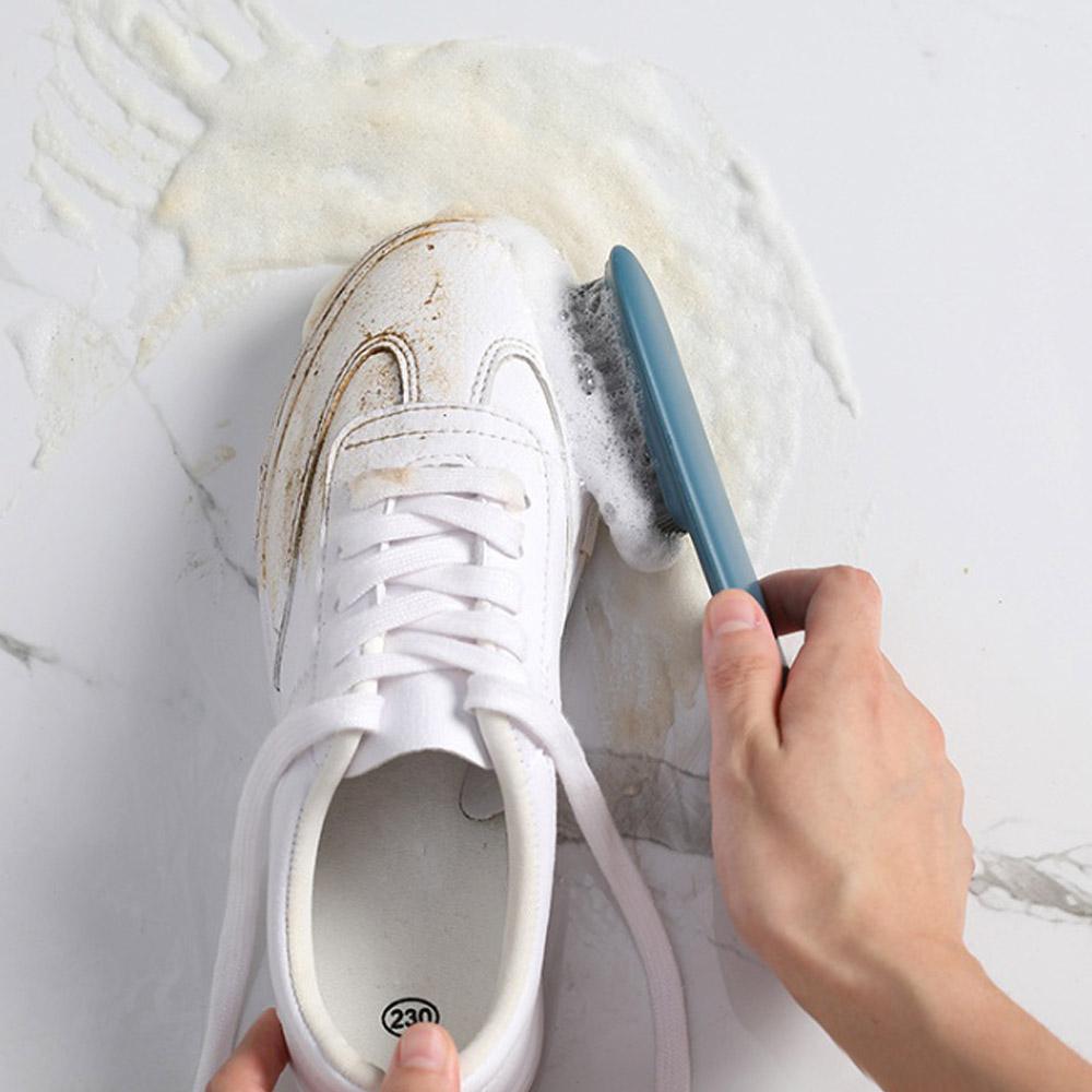 운동화 세탁솔 블루그린 신발세척브러쉬 다용도솔 운동화브러쉬 세탁브러쉬 다용도브러쉬 신발브러쉬 세탁브러시
