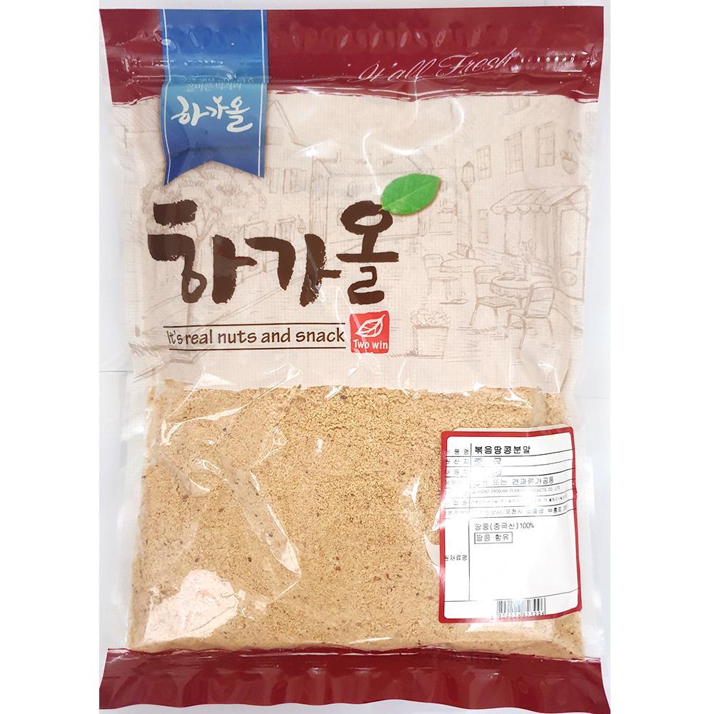식자재 볶음 땅콩 분말 1kg x15개 견과 가루 업소용 볶음땅콩분말 땅콩 땅콩가루 땅콩분 땅콩분말
