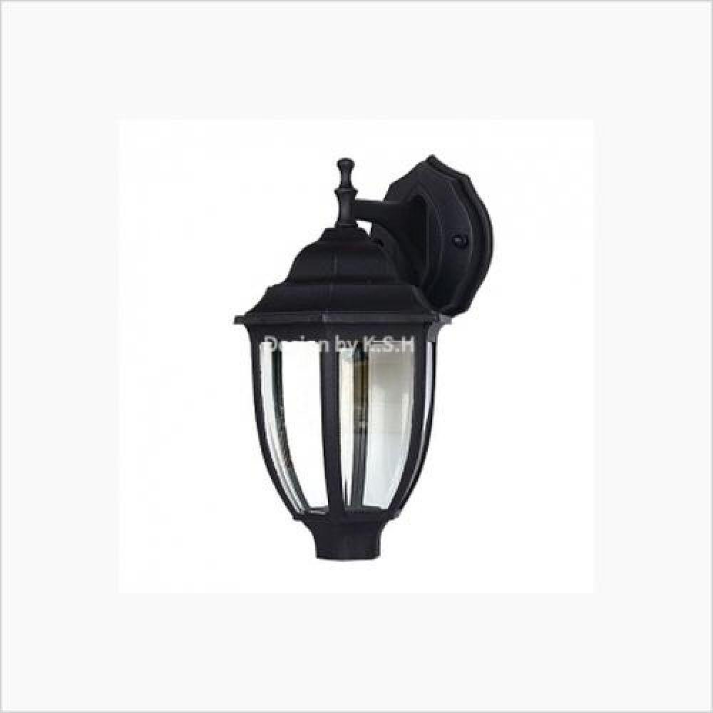인테리어 조명기구 고급외부 벽등 블랙 하향 철물용품 인테리어조명 벽등 직부등 센서등 조명 전구 램프 백열등기구