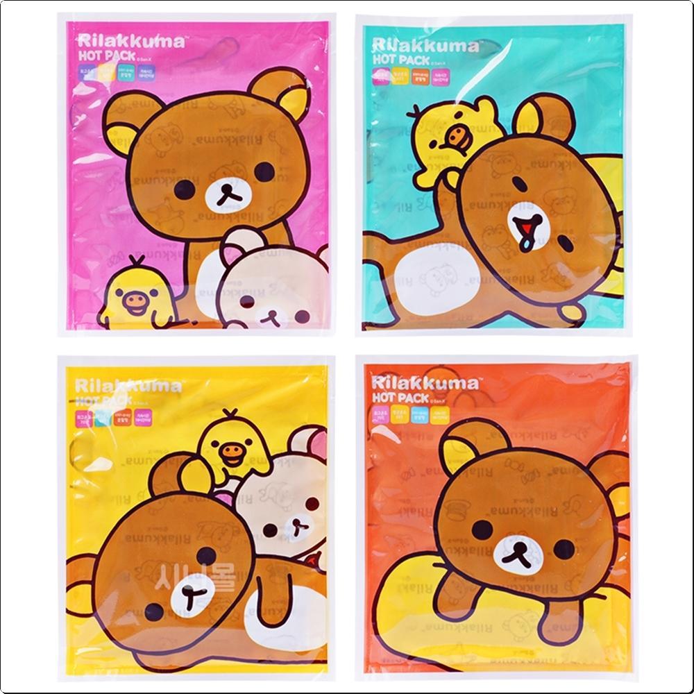 리락쿠마 손난로 (일상)(1박스x20개)(115504) 캐릭터 캐릭터상품 생활잡화 잡화 유아용품
