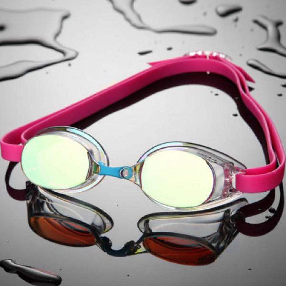 SGL-8000-CLPK SD7 선수용 노패킹 수경 수영용품 물안경 남자수경 여자수경 성인물안경