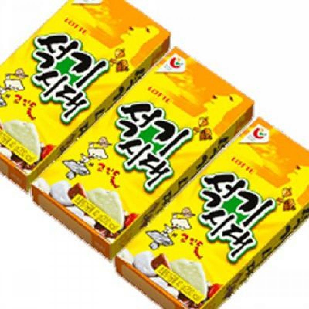 롯데)석기시대 35g x 30개 초코렛 초코릿 밀크 비스켓 비스킷