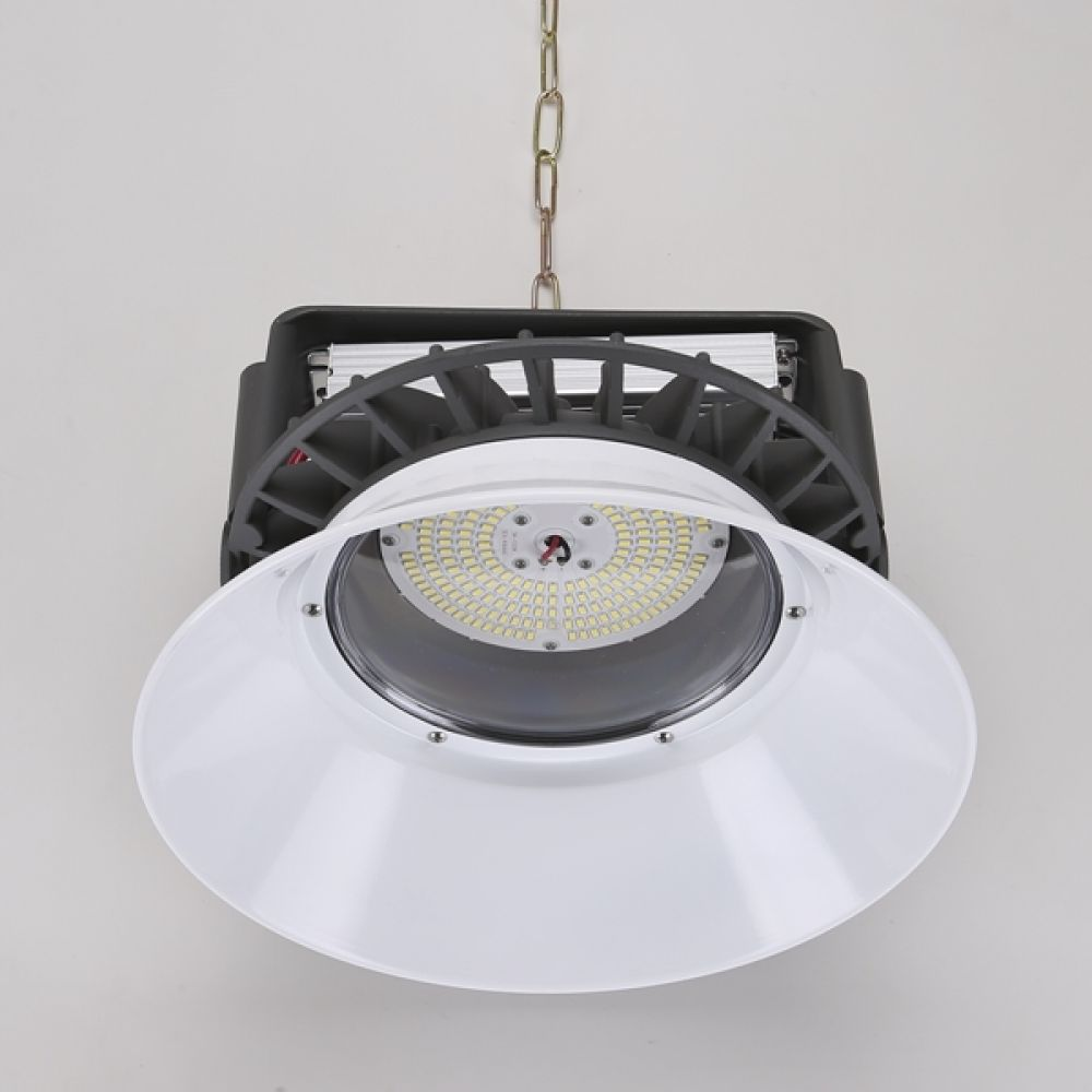 LED공장등 120W DC 체인형 124889 인테리어조명 공장등 조명 창고 산업등