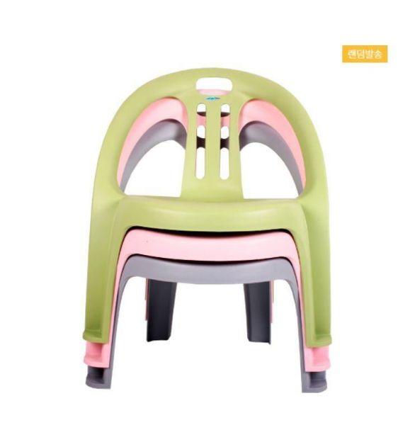 등받이 패밀리의자(내하중80kg) 좌식의자 어린이의자 유아의자 낚시의자 야외의자