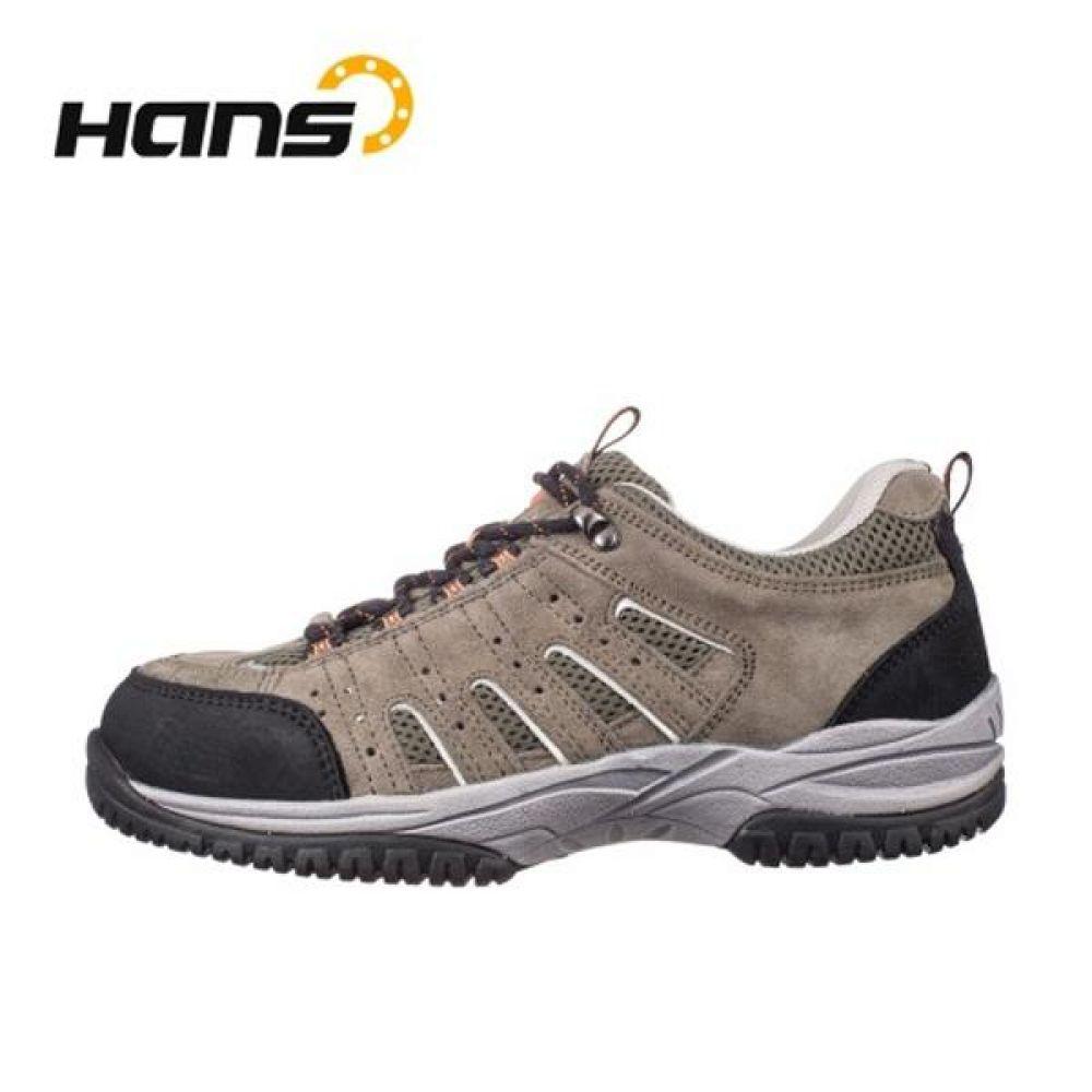 한스 HS-19S-1 티버드 4in 보통작업용 단화 안전화 안전화 HANS 한스산업 단화 메쉬 작업화 현장화 안전신발