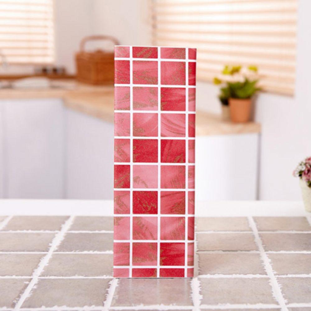 타일무늬펄시트 30cmx80cm 펄레드 벽시트지 시트지 스티커벽지 벽시트지 포인트시트 인테리어 시트지