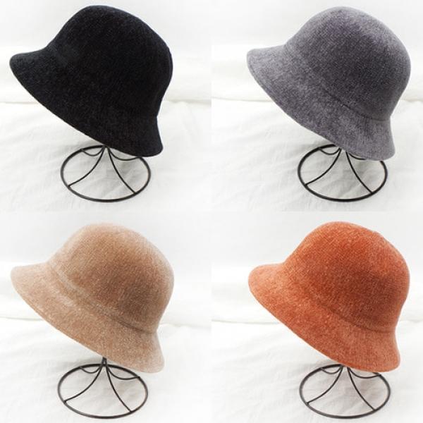 베이직버킷햇 벙거지모자[S1131-광택숏챙]모자 니트모자 단체모자 니트벙거지모자 니트모자 겨울모자 가을모자
