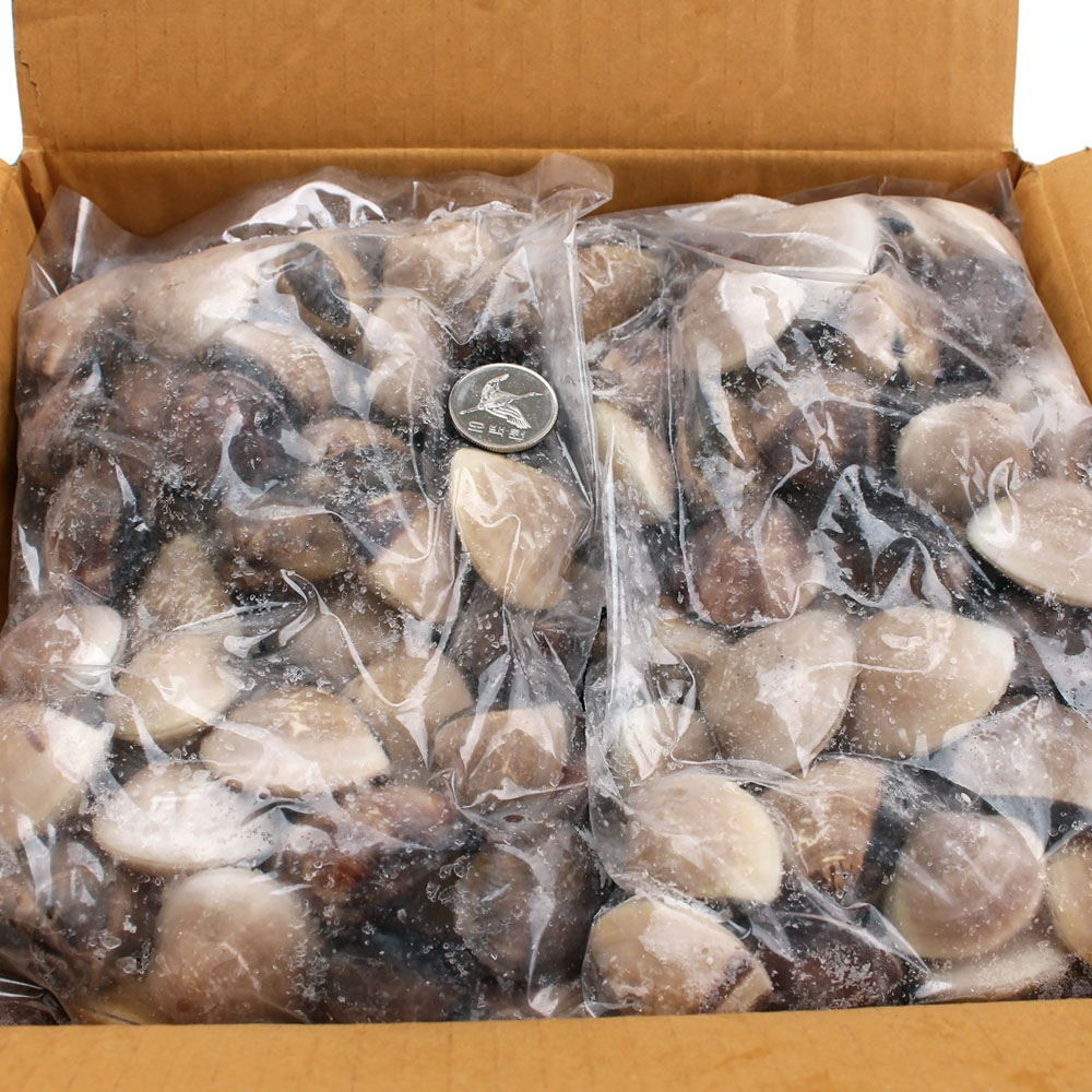 냉동 백합 5Kg (1kg 5봉) 백합조개 냉동백합 샤브샤브 조갯살 생백합 조개구이 조개찜 해물찜 조개요리 해장요리 백합조개 냉동백합 샤브샤브 조갯살 생백합