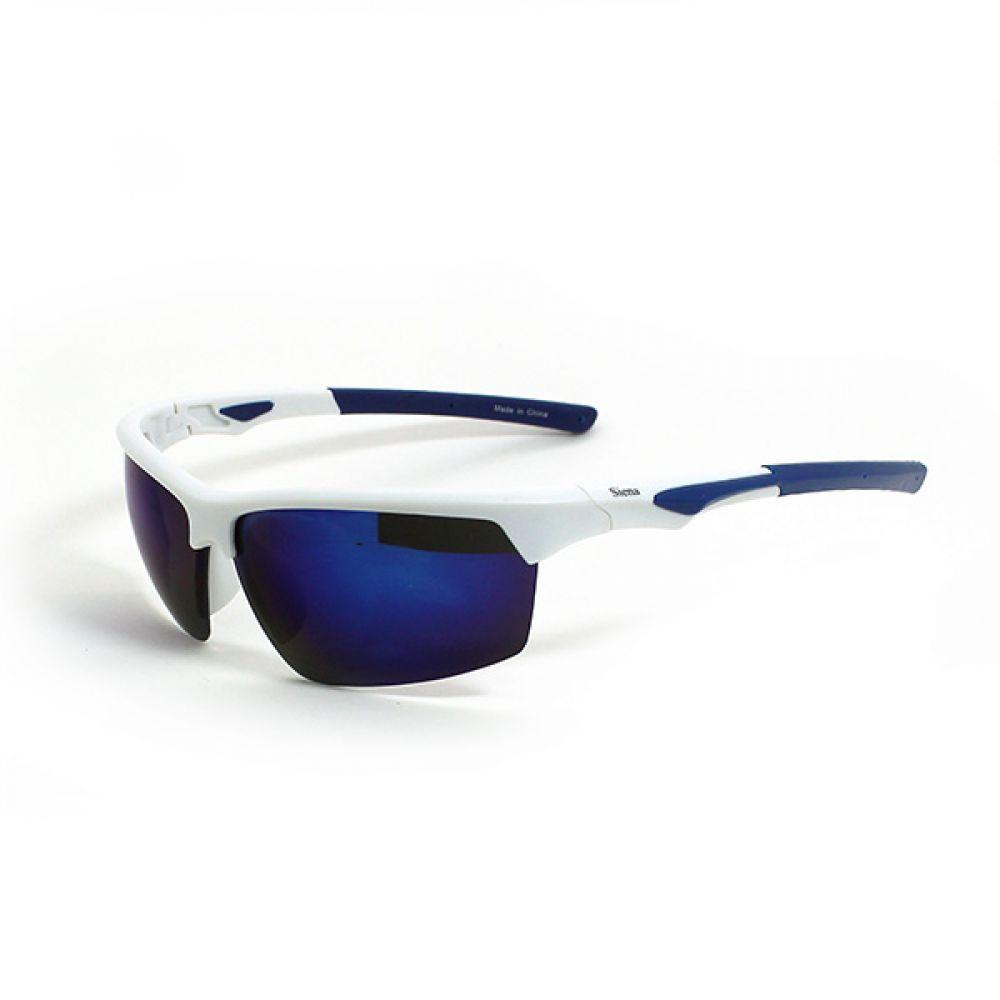 Siena 스포츠고글 5332 white-blue revo 스포츠고글 스포츠글라스 스포츠선글라스 스포츠안경 스포글라스