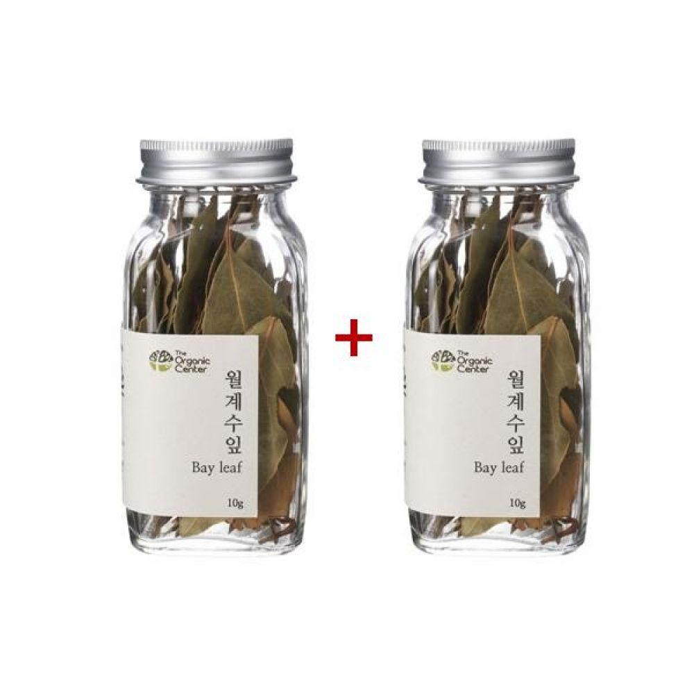 (터키산) 더오가닉 센터 월계수잎 20g 건강 고기 조미료 냄새 누린내