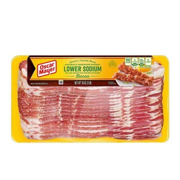 냉장 미국 로우소디움 오스카마이어베이컨 오스카마이어베이컨 배이컨 베이컨삼겹살 삼겹살베이컨 미국베이컨