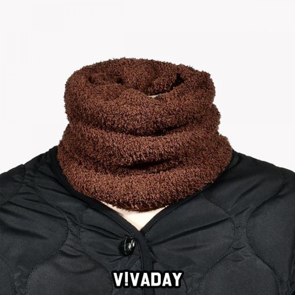 VIVADAY-SC173 극세사 넥워머 넥워머 후드넥워머 극세사넥워머 워머 겨울 겨울워머 겨울넥워머