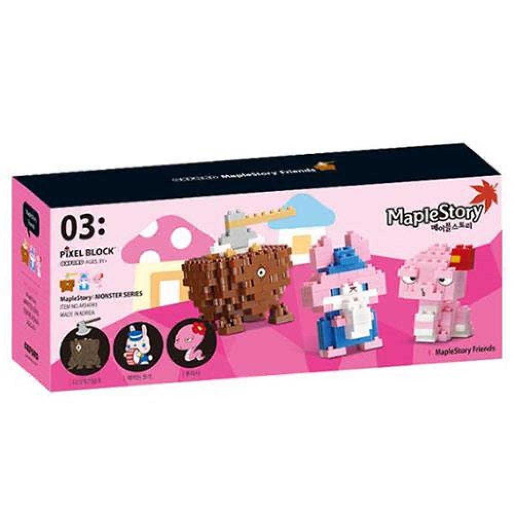 옥스포드 MS-4043 MONSTER SERIES 장난감 완구 토이 남아 여아 유아 선물 어린이집 유치원