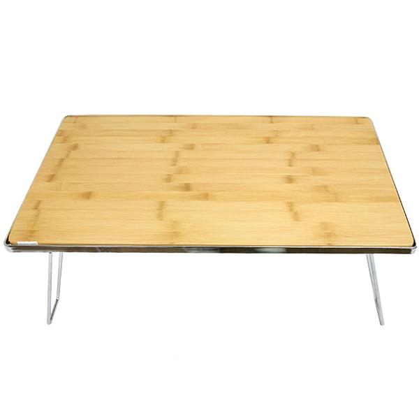 몽동닷컴 우드롱 좌식테이블 선반 테이블 접이식테이블 캠핑테이블 야외테이블 휴대용테이블