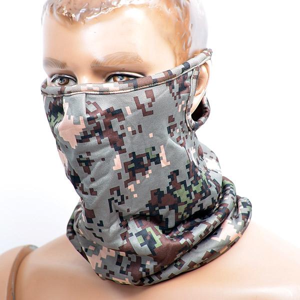 디지털 동계용 귀걸이 멀티스카프