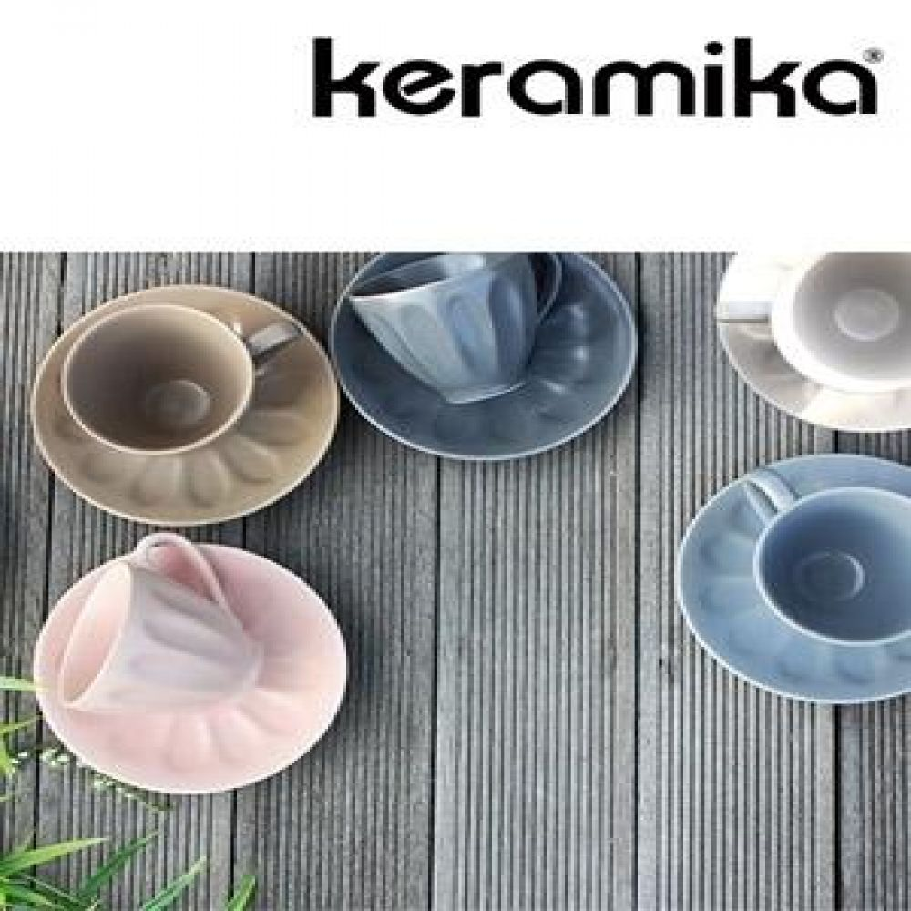 케라미카 바뎀 커피잔(6 colors) 주방용품 도자기소품 주방소품 주방식기 식기용품