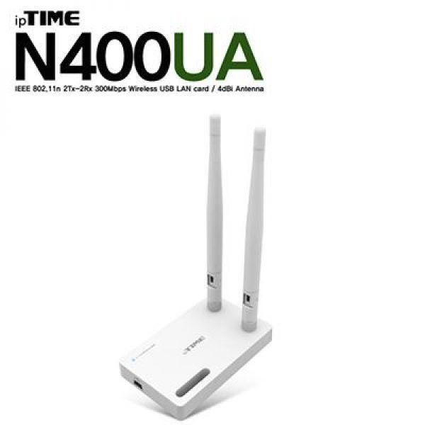 N400UA 11n USB 무선 랜카드 컴퓨터용품 컴퓨터부품 유무선랜카드 USB랜카드 컴퓨터주변기기