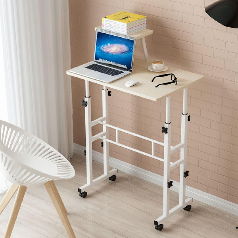 멀티 데스크 컴퓨터 책상 시리즈126 컴퓨터책상 멀티책상 노트북책상 가구 스탠딩책상