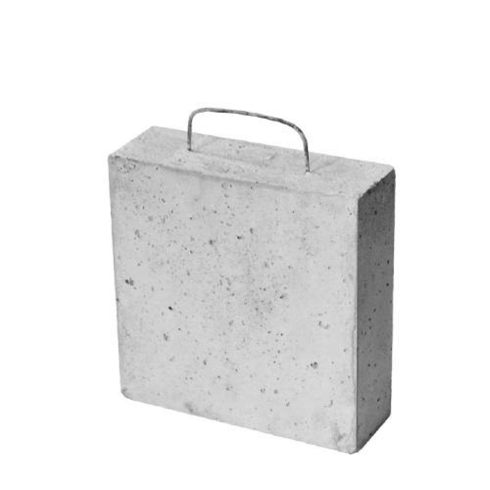 고중량 콘크리트 스포츠 시설물 중량체 20kg 스포츠용품 운동용품 스포츠시설물 시설물중량체 콘크리트중량체