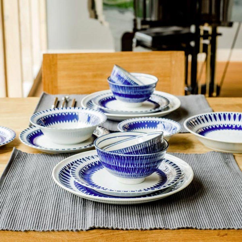 피안타 대접 5P 주방용품 국그릇 예쁜그릇 식기 국그릇 주방용품 예쁜그릇 식기 대접