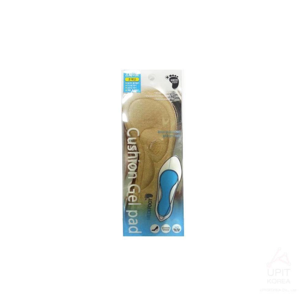 발편한쿠션젤(스웨이드) 2개입_1497 생활용품 가정잡화 집안용품 생활잡화 잡화