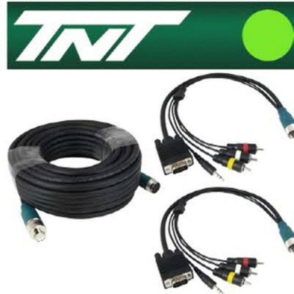 TNT RGB 스테레오 or 3RCA 분리형 배관용 케이블 31M 컴퓨터용품 PC용품 컴퓨터악세사리 컴퓨터주변용품 네트워크용품 스테레오케이블 스피커케이블 rca케이블 카나레케이블 옥스케이블 음향케이블 마이크케이블