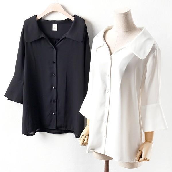 몽동닷컴 빅사이즈 DCR1756 샤인 블라우스 804S 빅사이즈 여성의류 미시옷 임부복 DCR1756샤인블라우스804S
