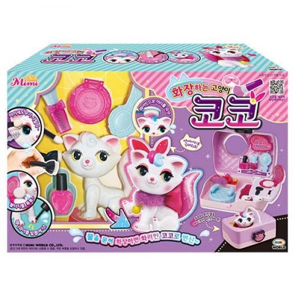 미미 화장하는 고양이 코코(85501)