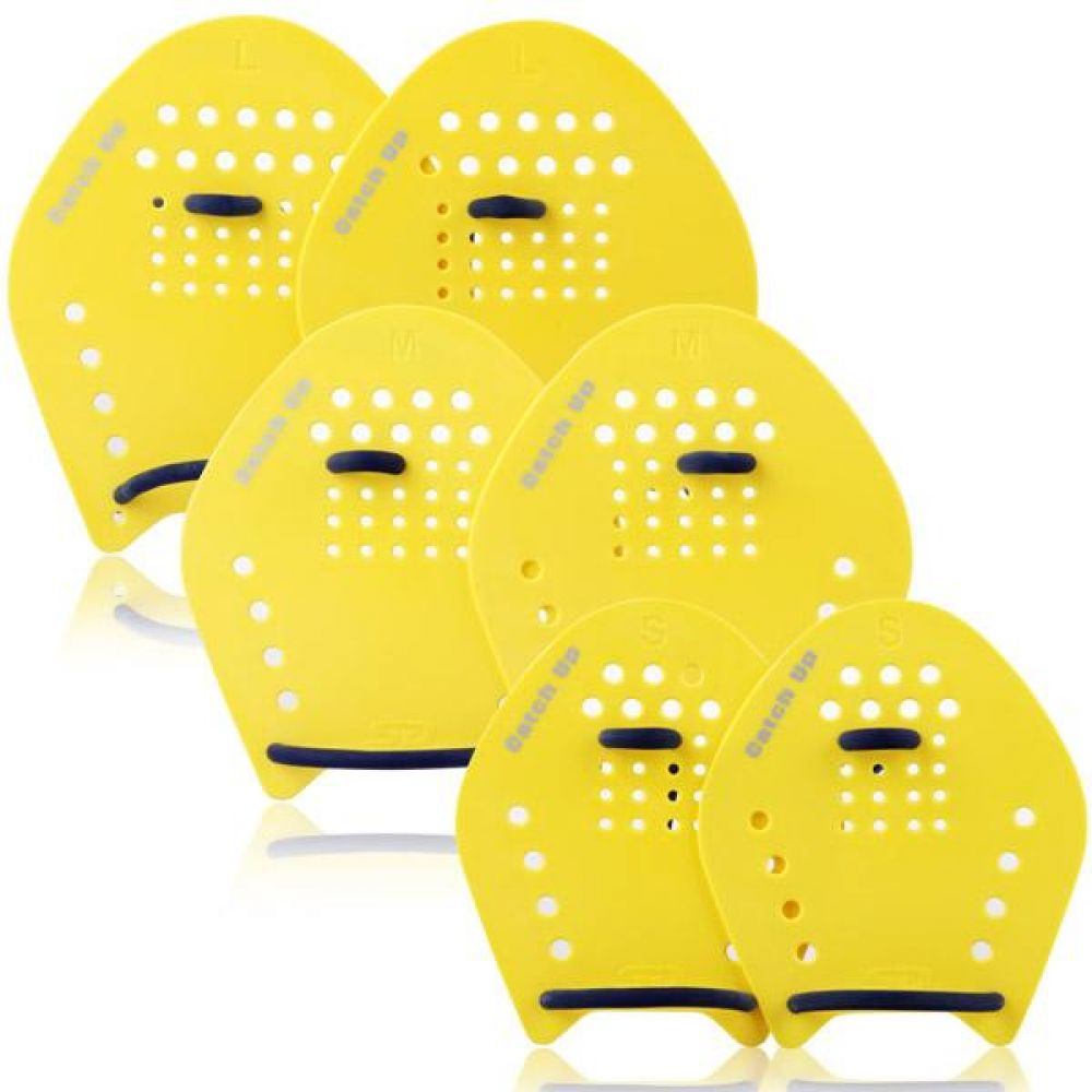 SGL-PD04-YEL SD7 캐치업패들 수영용품 수영패들 수영장용품 수중운동용품 수영헬퍼
