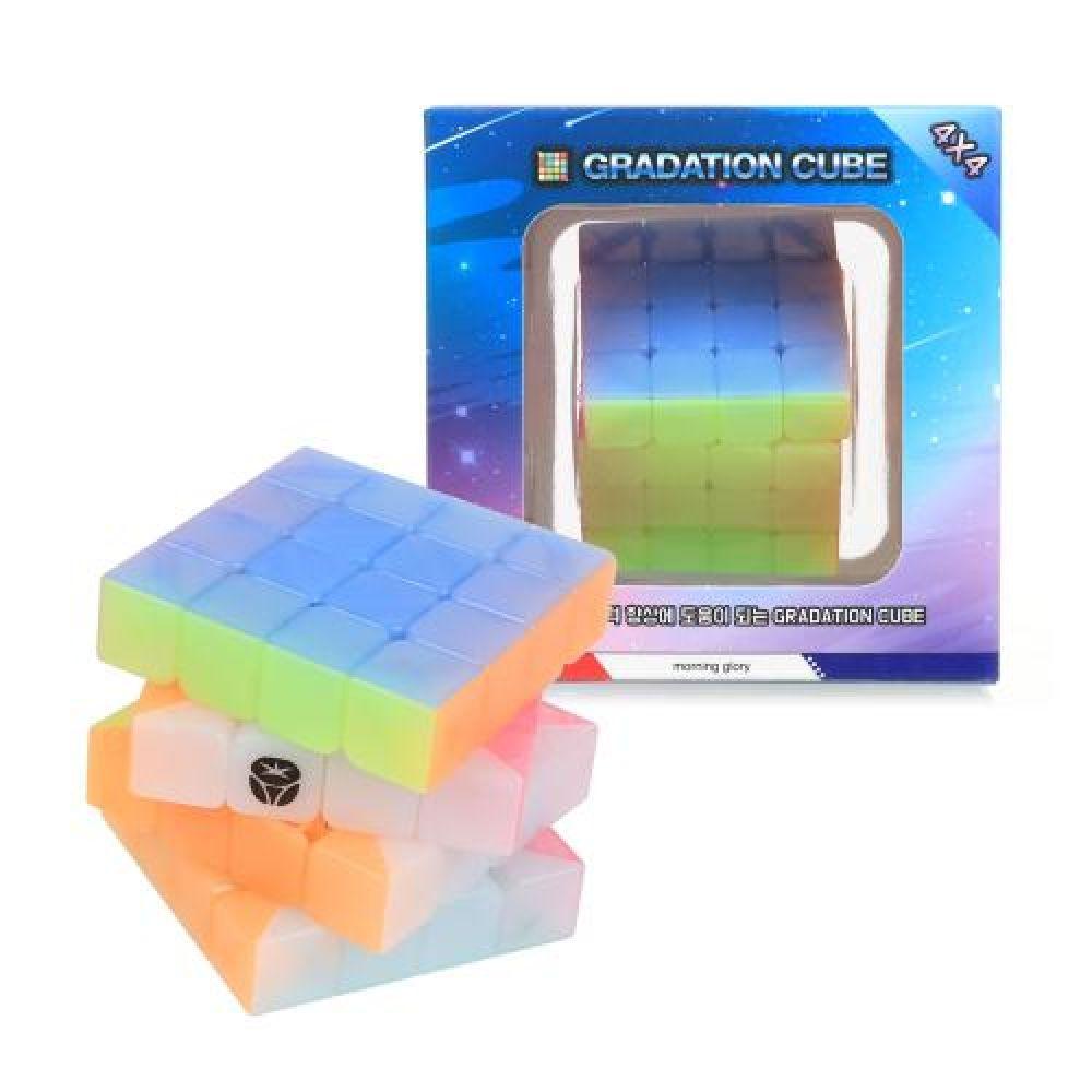 15000 4x4 그라데이션 큐브 큐브 퍼즐 큐브놀이 퍼즐놀이 완구큐브 퍼즐완구