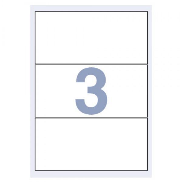 몽동닷컴 세모네모 라벨지 C3043 3칸 1000매 라벨지 세모네모라벨지 폼텍라벨지 스티커라벨지 a4라벨지 주소라벨지 바코드라벨지 라벨용지 cd라벨지
