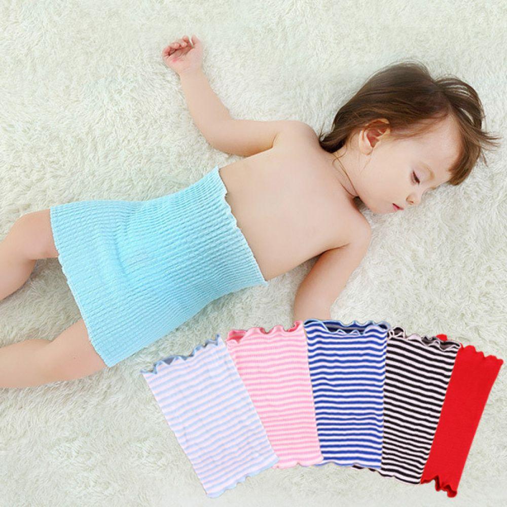 베이직 아기배가리개 2개1세트 500004 배앓이방지 배가리개 신생아용품 출산준비 신생아배가리개 유아배가리개